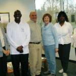 January 2008 Graduates